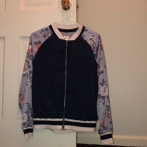 """""""Vintage"""" Bomber Jacket"""